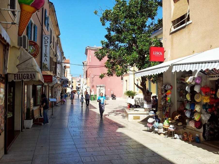 Одежда в Хорватии