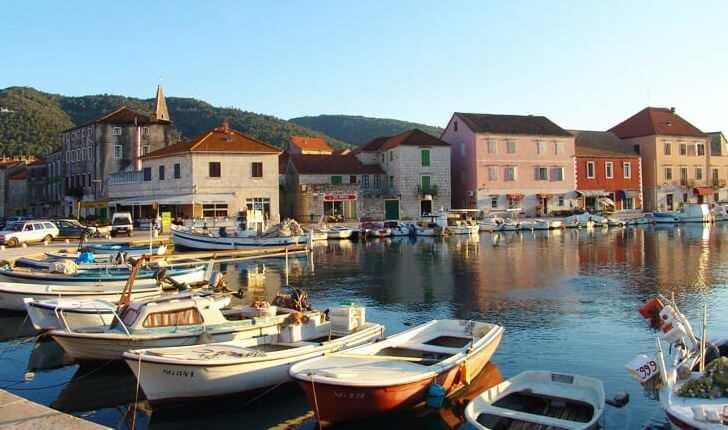 Отдых в Хорватии в феврале