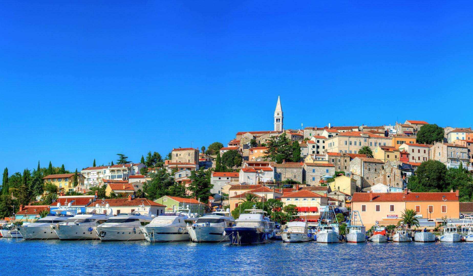 Отдых в Хорватии в апреле