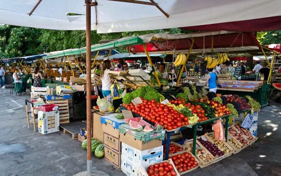 Рынки в Хорватии