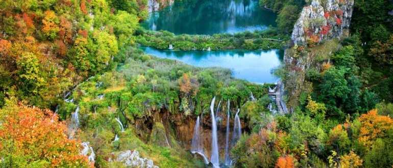 PlitviceLakesBLOG1 770x330 - Отдых в Хорватии в октябре