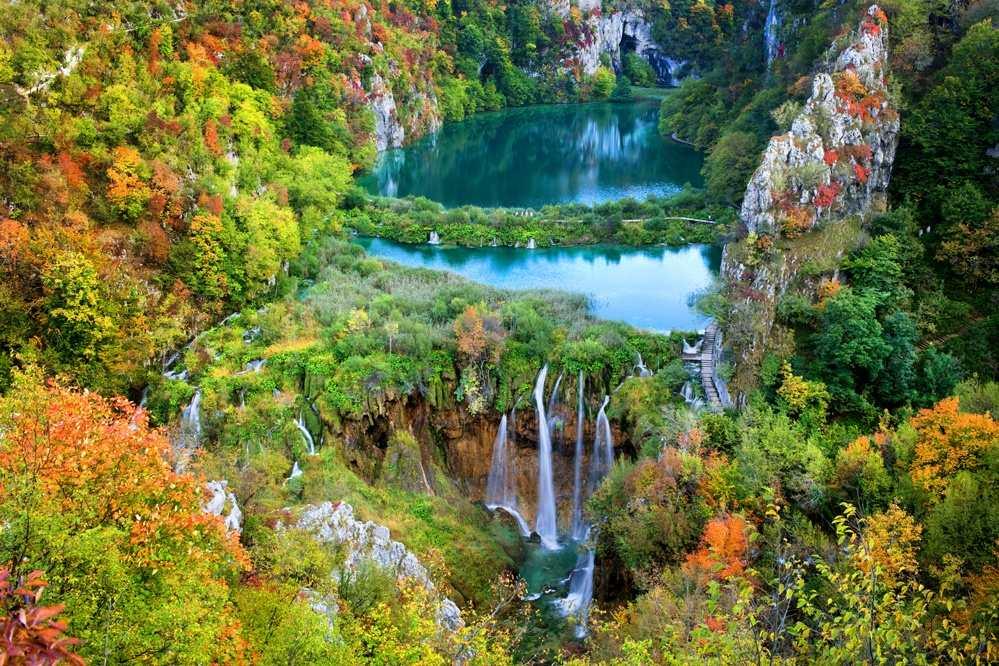 Отдых в Хорватии в октябре