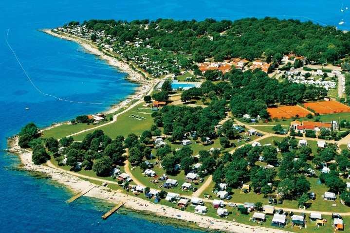 Кемпинги в Хорватии