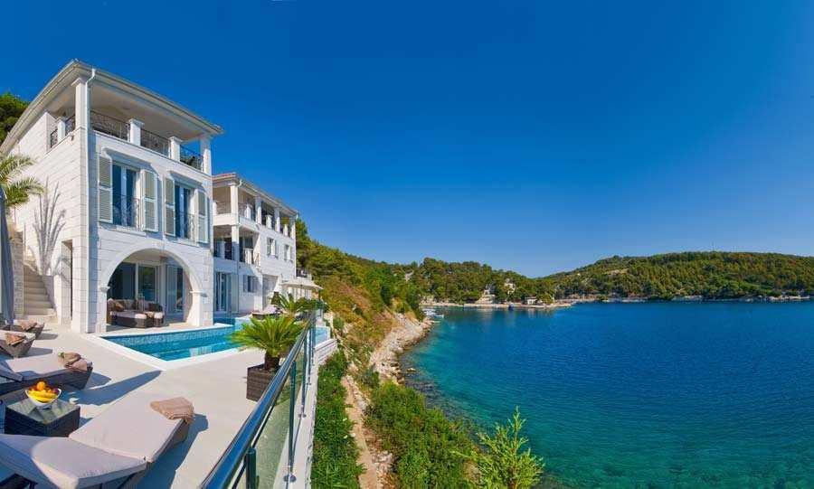 Отели и гостиницы в Хорватии