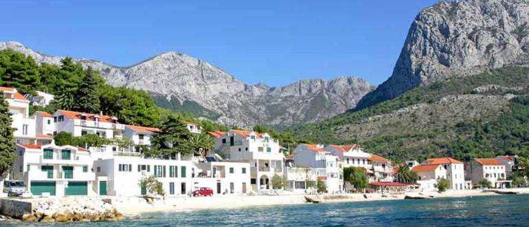 makarska croatia holiday apartments zaostrog 001 770x330 - Частный сектор