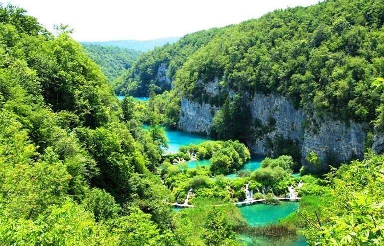 Парки Хорватии