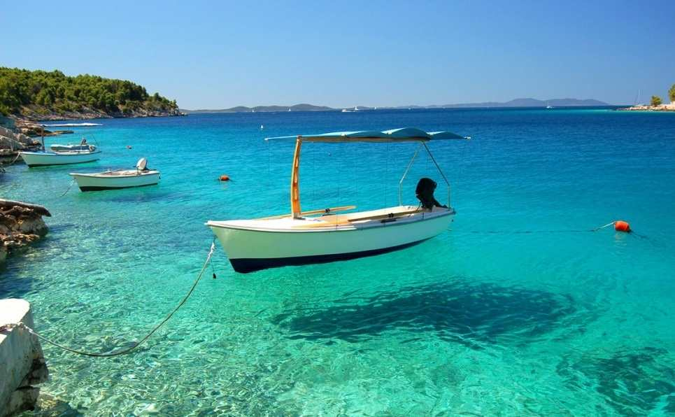 Вода в Хорватии