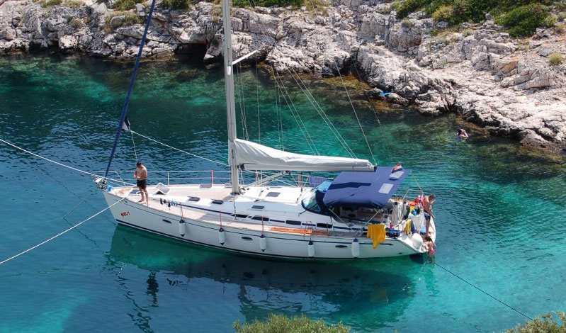 хорватия яхты шкипер