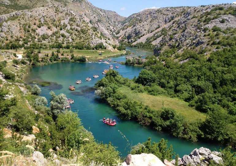 Реки Хорватии