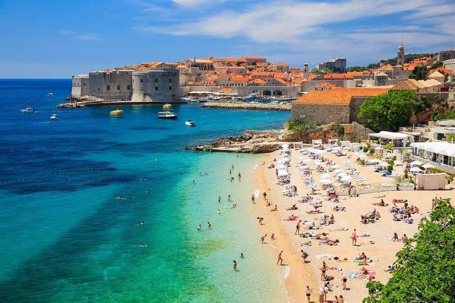 Какое море в Хорватии?