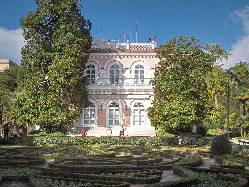 Опатия - курорт Истрии