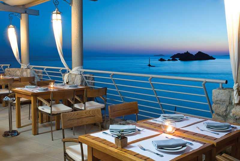 Кафе Hotel Dubrovnik Palace