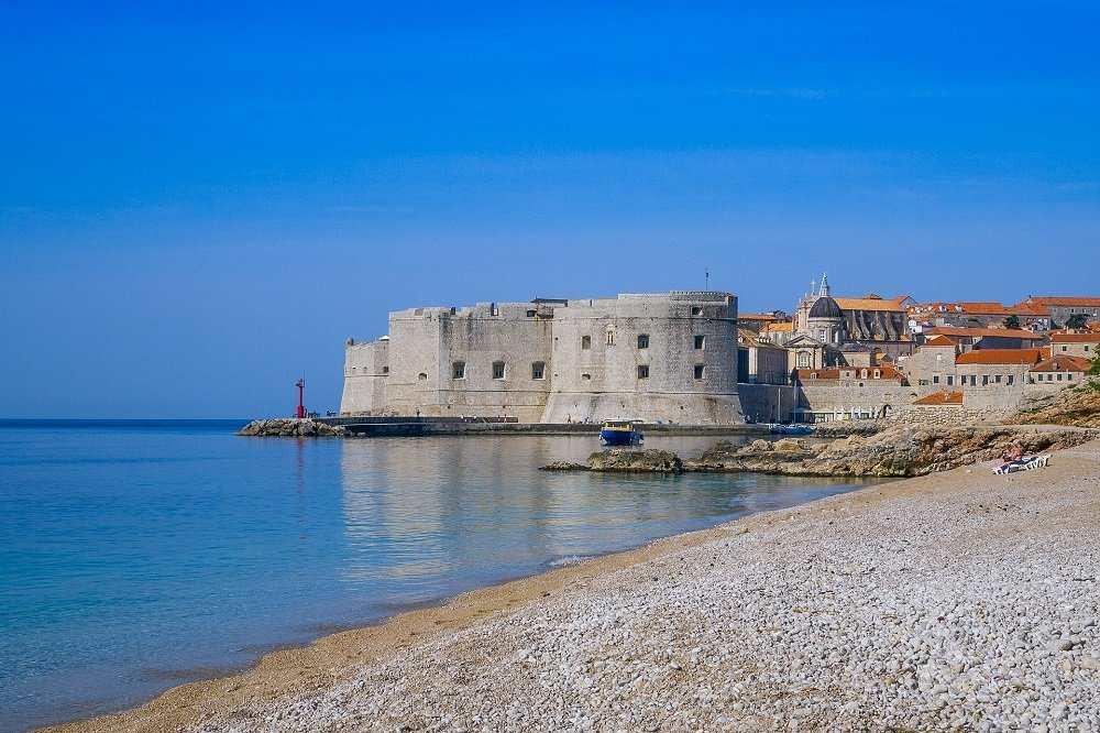 Дубровник - древняя крепость