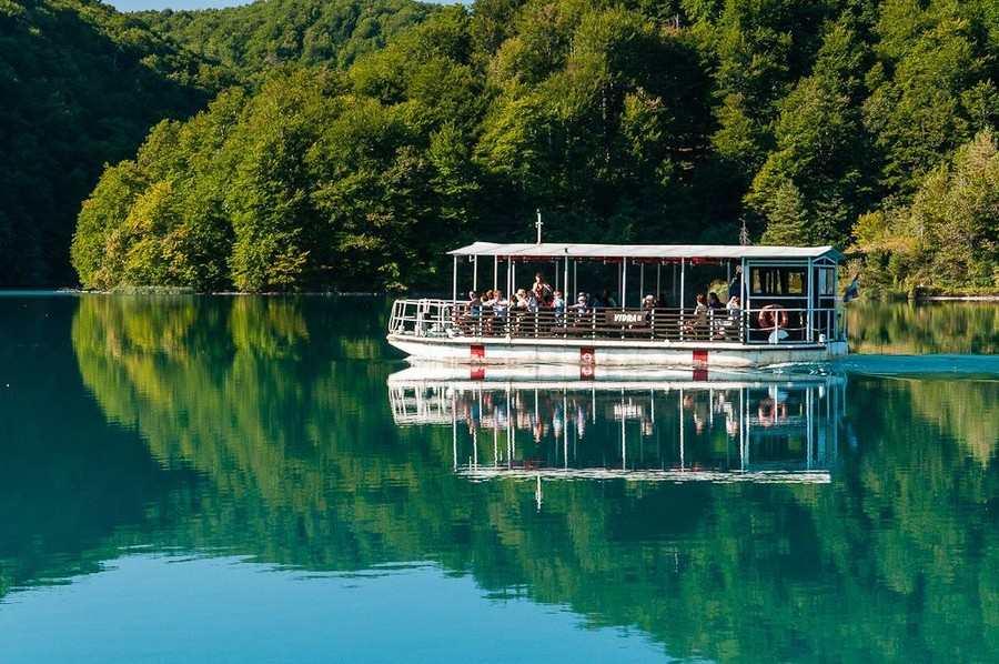 Экскурсия на Плитвицких озерах