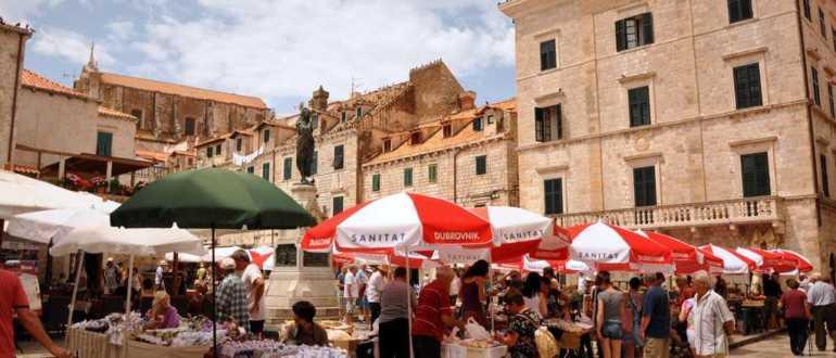Можно ли торговаться в Хорватии