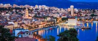 Нормы поведения в Хорватии