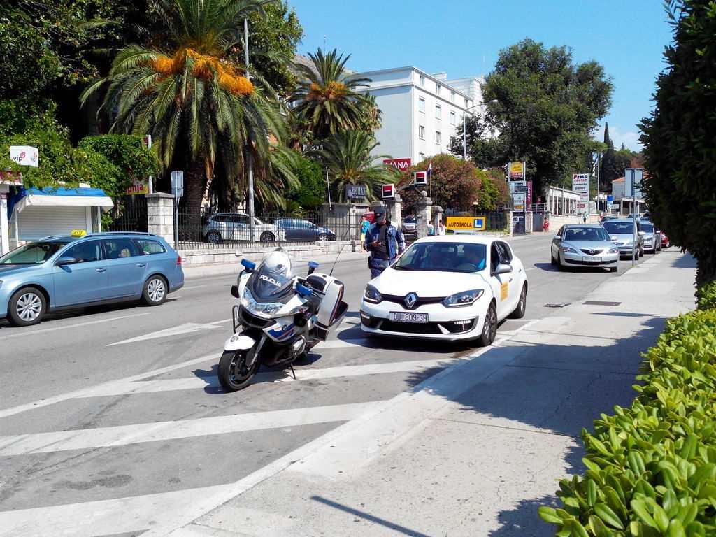 Штрафы в Хорватии