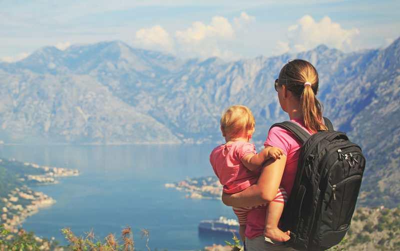 Документы на ребенка в Хорватию