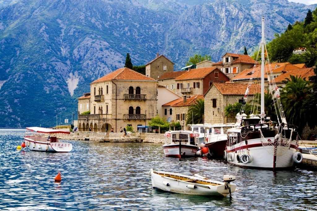 Цетинье, духовный центр Черногории