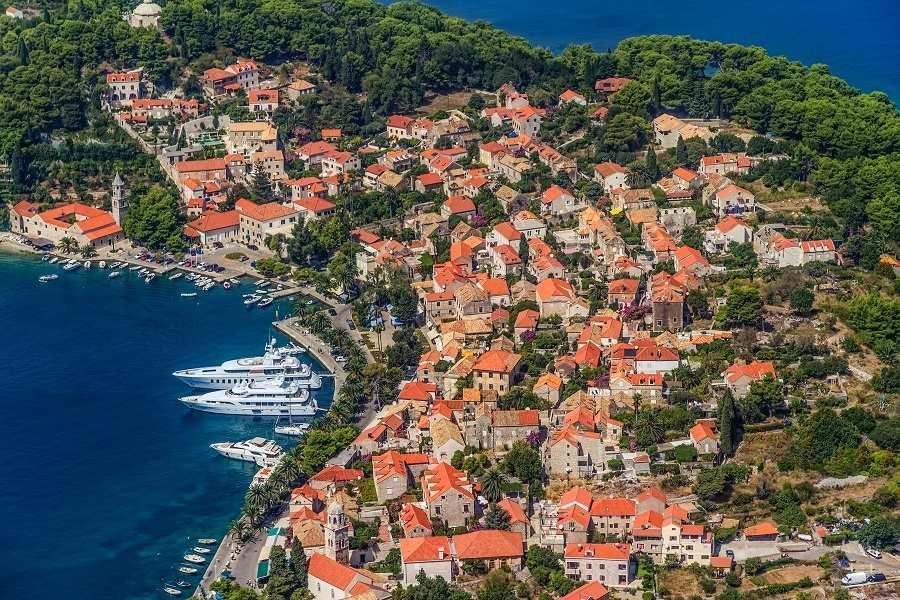 Отели Южной Далмации в Хорватии