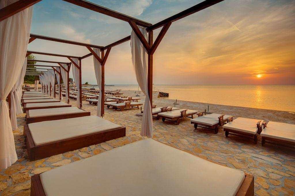 Рейтинг лучших отелей Хорватии по отзывам посетителей