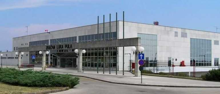 Аэропорт в Порече