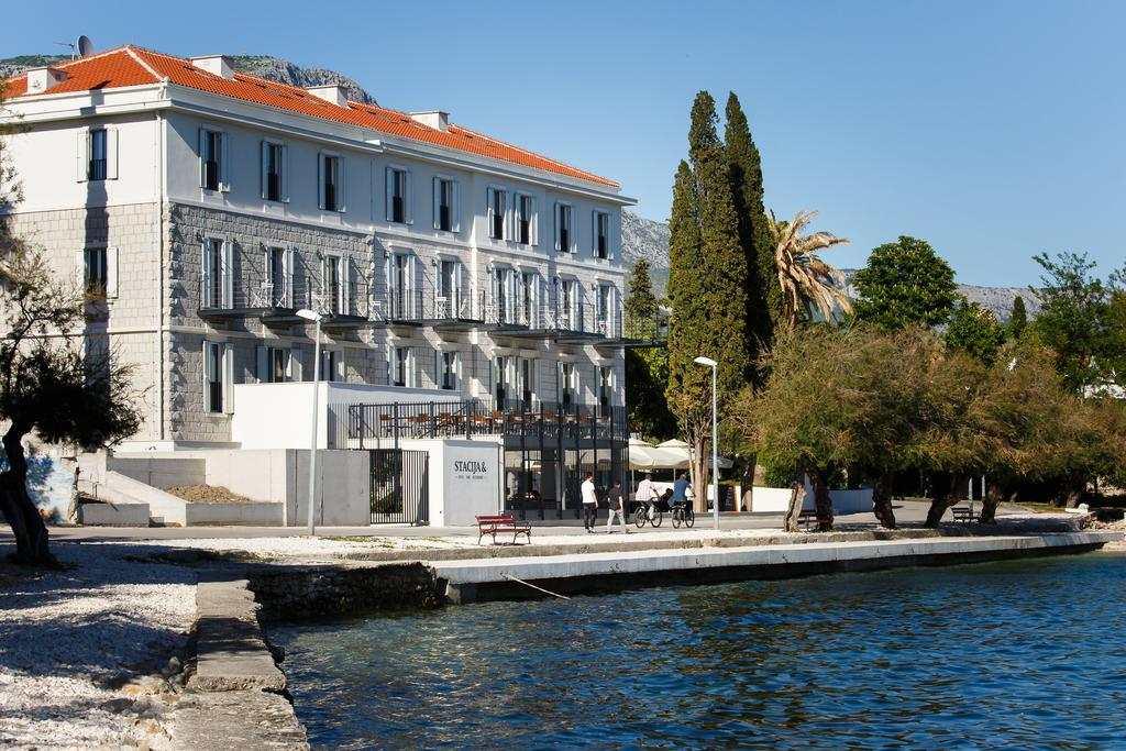 Отели Хорватии с пляжем