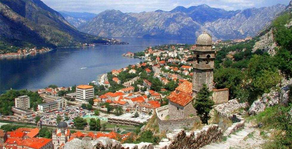 тур «Голубое побережье Черногории»