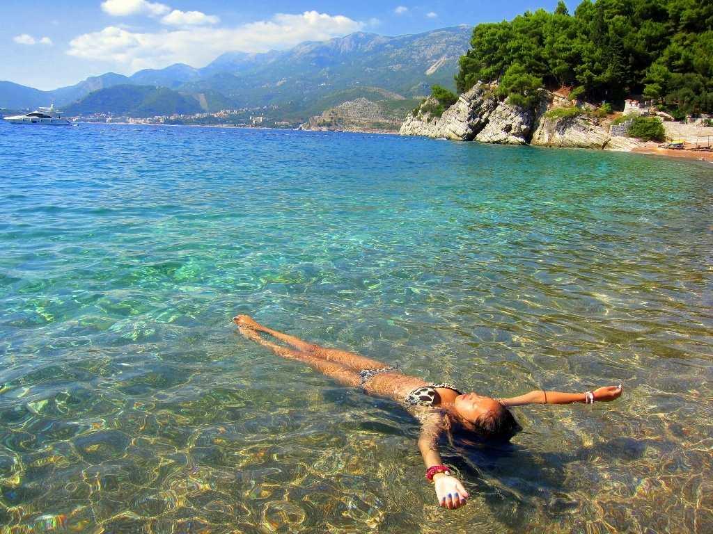 релаксация в море