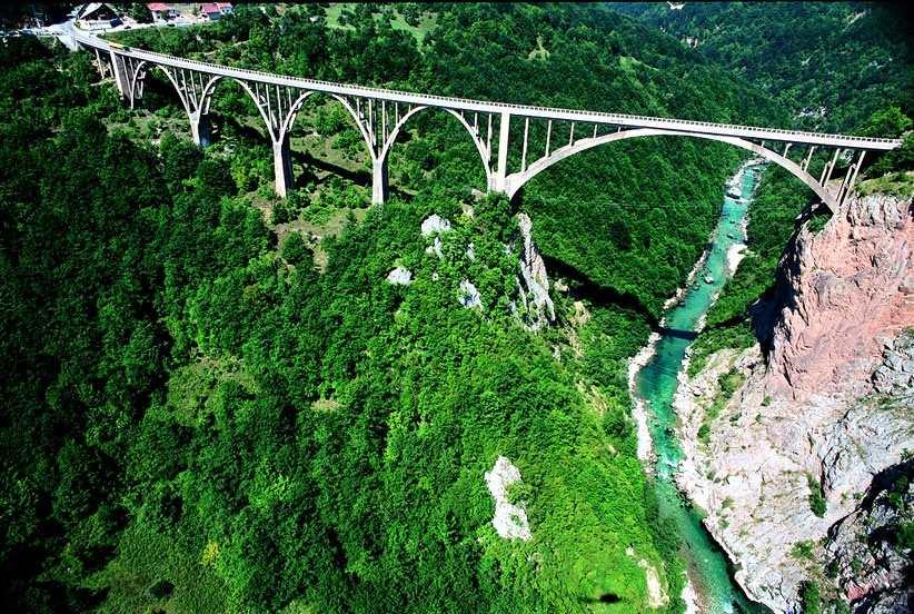 Черногория или Хорватия – достопримечательности