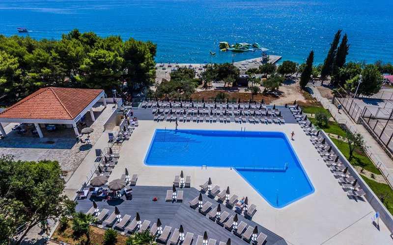 Отели Хорватии с аквапарком