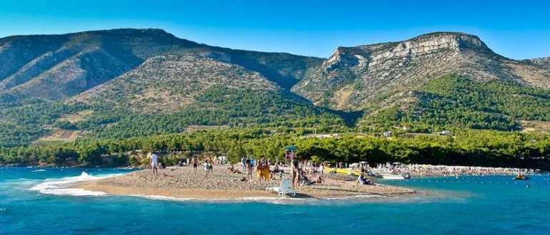 Брачь остров хорватии