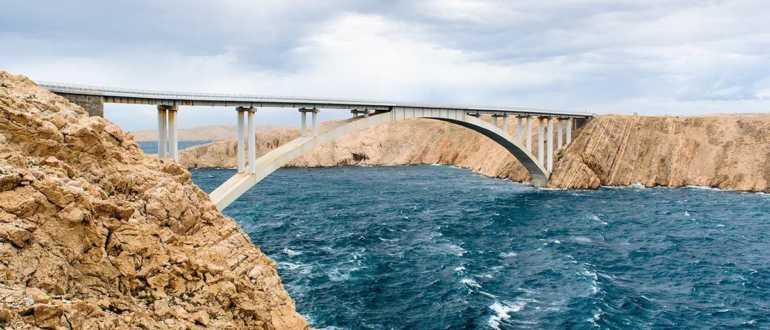 Паг Хорватия об острове
