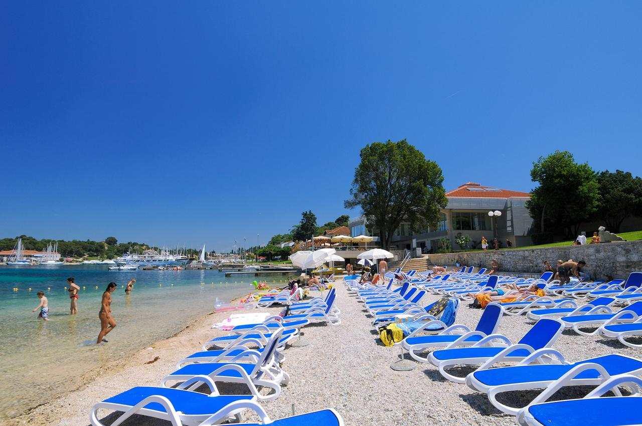 Пляж Пинета во Врсаре