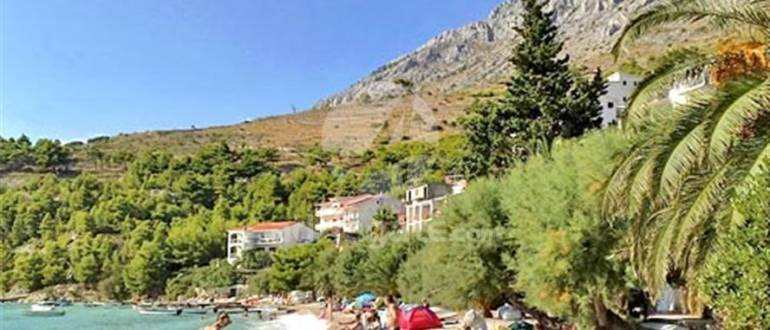 Пляж Stanice в Хорватии