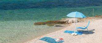 Пляж Валканела во Врсаре