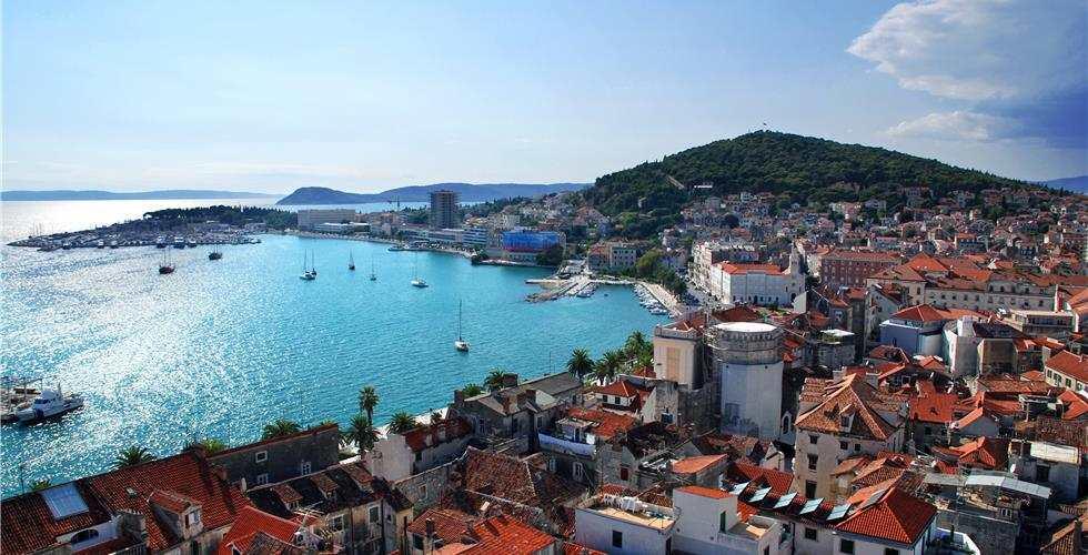 Сплит Хорватия, описание города