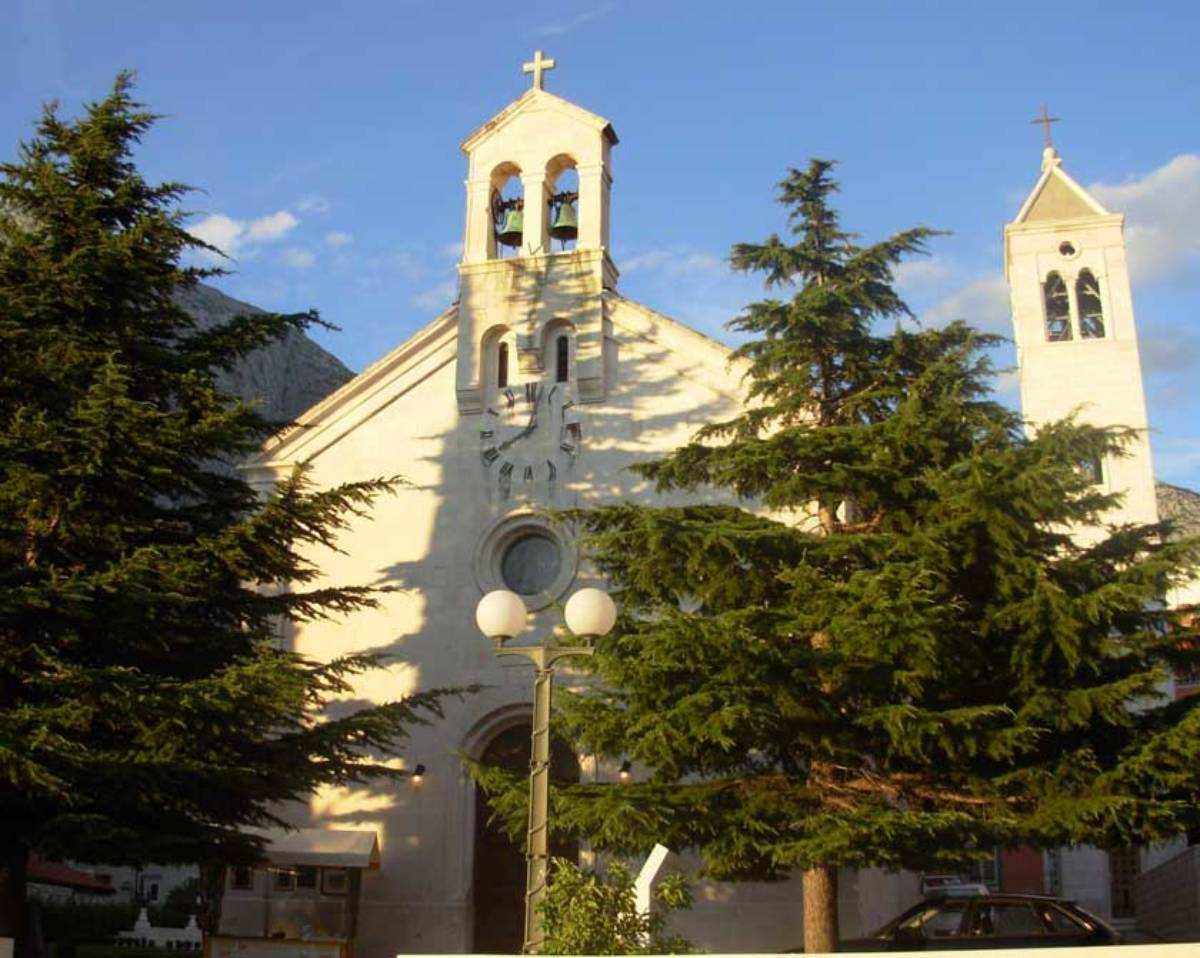 Церковь Св. Николая в Башка Воде