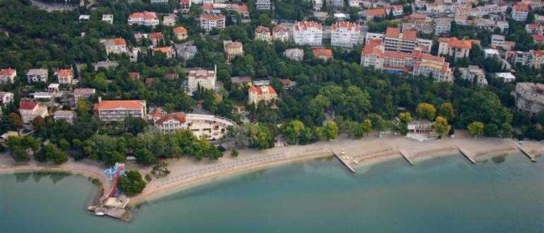 Цриквеница Хорватия