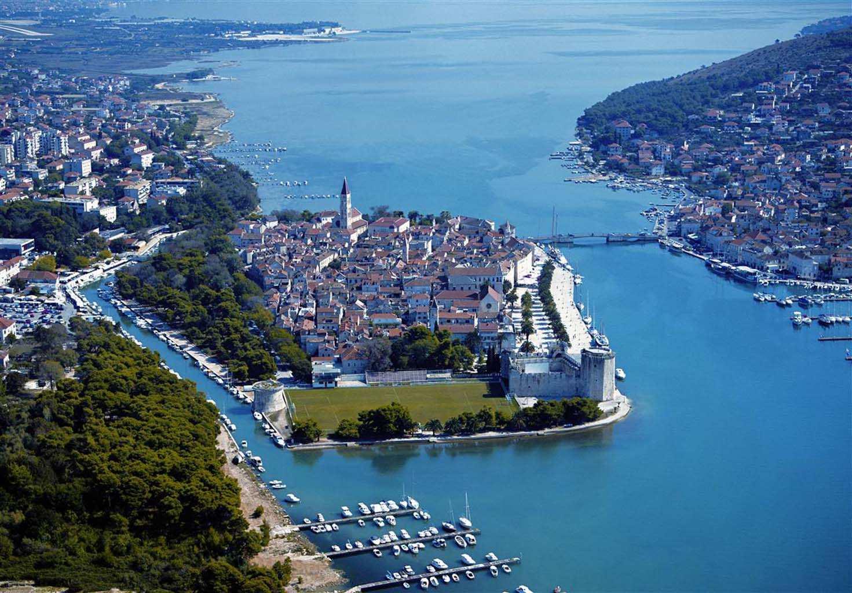 Трогир Хорватия отдых