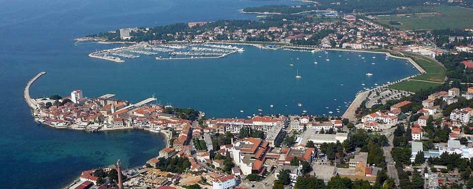 Умаг Хорватия отдых