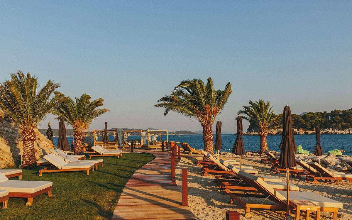beach Cava Дубровник