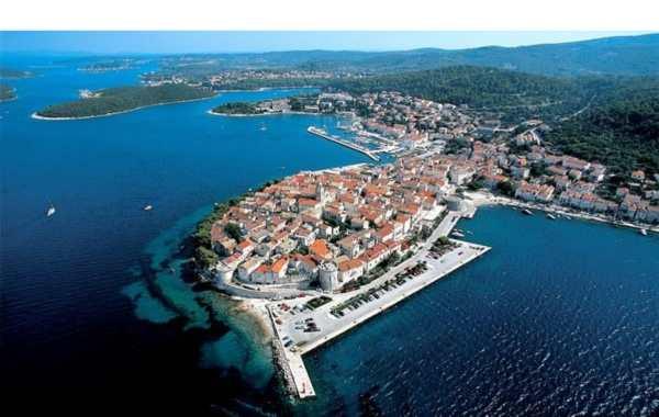 korcula хорватия