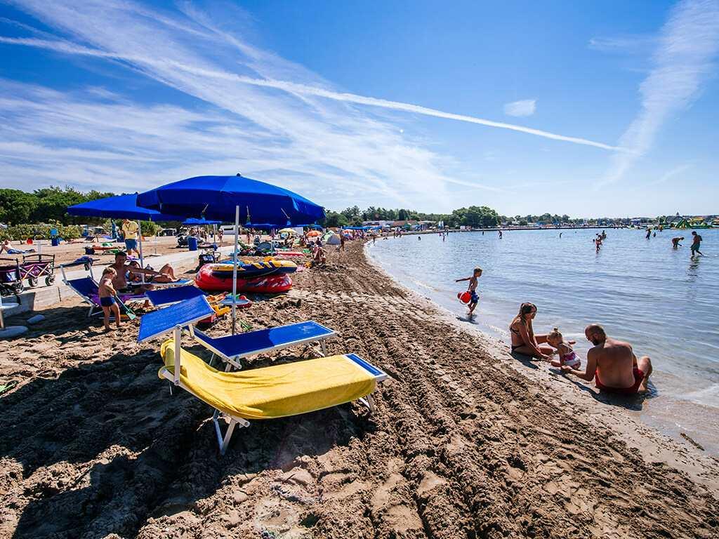 пляж Затон Холидей Нин