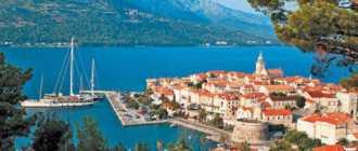 Пула Хорватия, описание