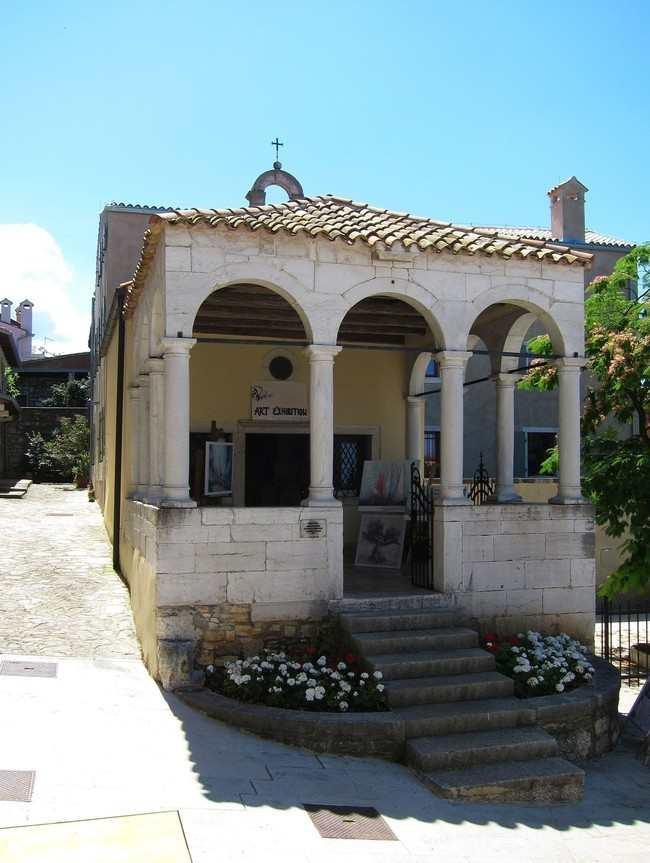 Церковь Св. Антония