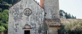 Церковь Святого Иллариона