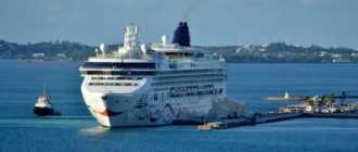 Хорватская спасательная лодка нашла туристку
